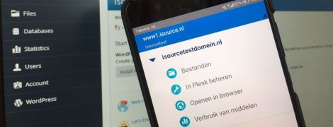 plesk-mobile-app